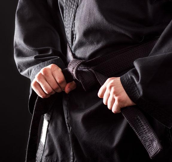 Martial Paths - Black Belt Studies